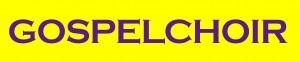 Gospelchoir logo